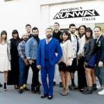 Ildo Damiano e i concorrenti di project runway