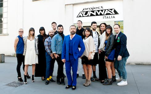 concorrenti project runway