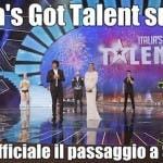 Italia's Got Talent su Skyuno