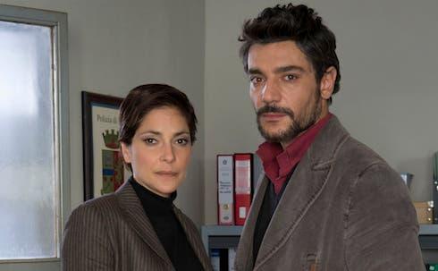 Simona Cavallari e Giuseppe Zeno