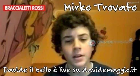Mirko Trovato - Davide il bello - Braccialetti Rossi