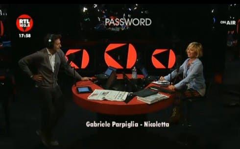 Password - Gabriele Parpiglia e Nicoletta