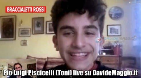 Pio Luigi Piscicelli - Braccialetti Rossi - video intervista