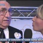Pippo baudo a Sanremo