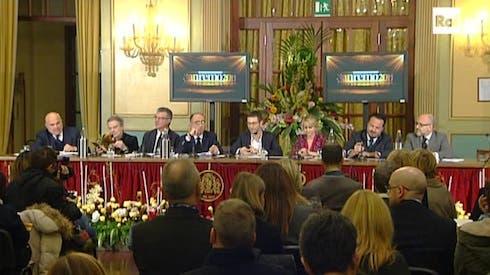 Festival di Sanremo 2014 - conferenza stampa di presentazione