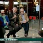 Uno Mattina Magazine a Sanremo