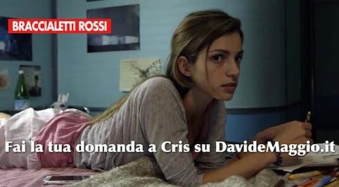 Aurora Ruffino, Braccialetti Rossi