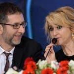 Fazio, Littizzetto conferenza stampa