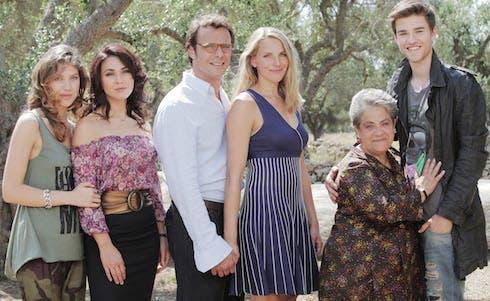 la mia bella famiglia italiana trama