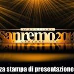 Festival di Sanremo 2014: conferenza stampa di presentazione