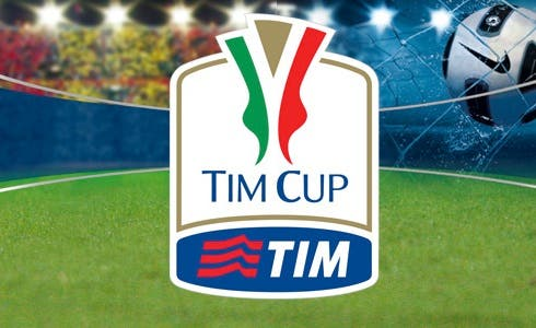Tim Cup Napoli vs Roma