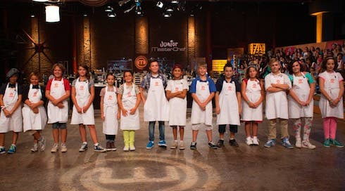 concorrenti junior masterchef