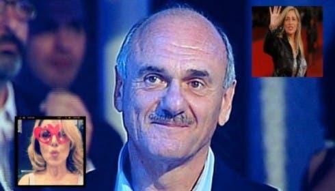 Daniel Toaff - Barbara D urso - Mara Venier