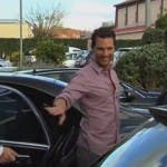 Matthew McConaughey ad Amici 2014