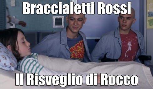 Risveglio di Rocco - Braccialetti Rossi