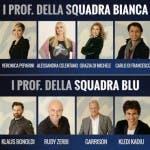 Amici 2014 - Schieramento Professori