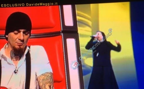 Suor Cristina - The Voice of Italy