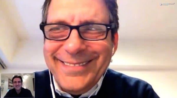 Fabrizio Frizzi live su DavideMaggio.it