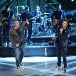 Amici 2014 - Dear Jack duettano con Luca Carboni