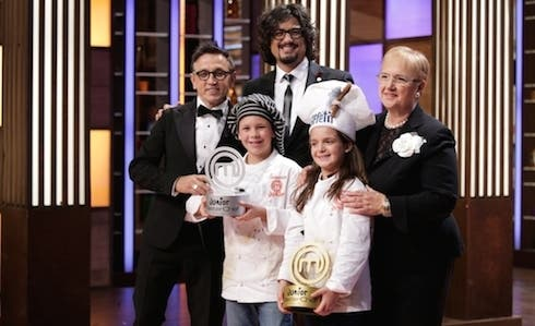 ascolti finale junior masterchef