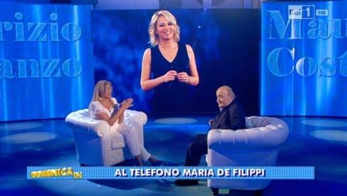 Maurizio Costanzo - Domenica In