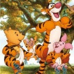 T come Tigro... e tutti gli amici di Winnie the Pooh