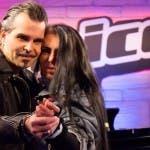 The Voice 2 - Piero Pelù e la sua special coach Loredana Bertè