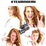 The Voice 2 - Yvonne Tocci - Team Noemi