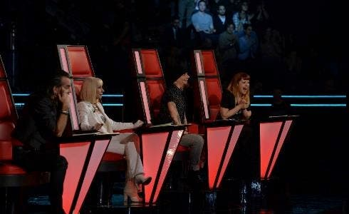 Coach The Voice 2 Knockout
