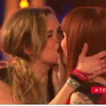 The Voice - Bacio Lesbo Prima battle