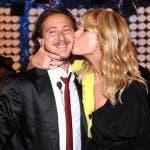 MIrco Petrilli e Alessia Marcuzzi