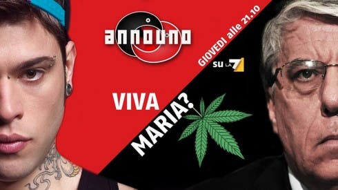 Announo - Fedez - Giovanardi