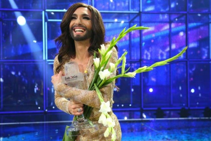 Conchita Wurst - Winner - Eurovision 2014
