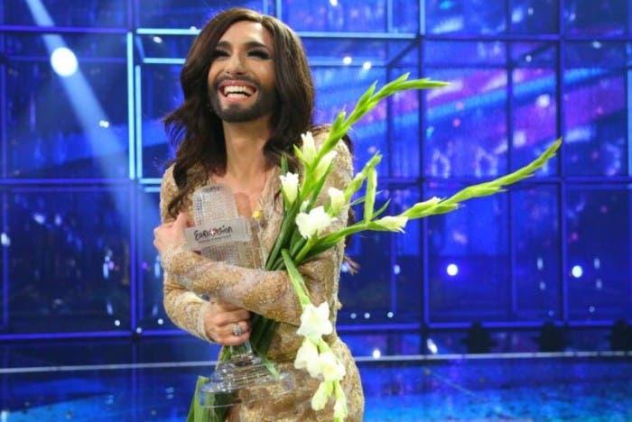Conchita Wurst - Winner - Eurovision 2014