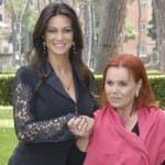 Manuela Arcuri e Pupetta Maresca
