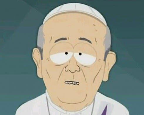 Papa Francesco - South Park