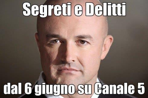 Segreti e Delitti - Gianluigi Nuzzi