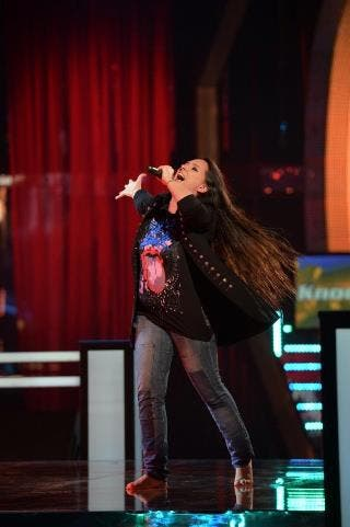 The Voice 2 - Gianna Chillà