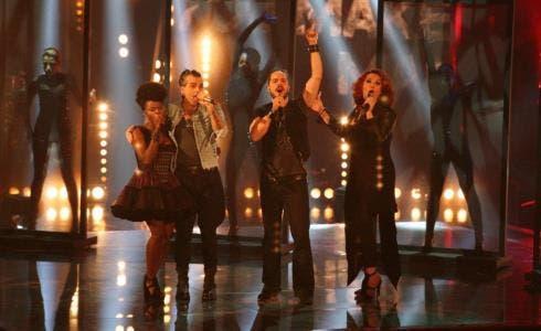 The Voice 2 - Team Pelù