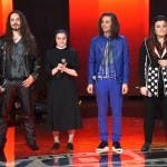 I quattro finalisti di The Voice 2