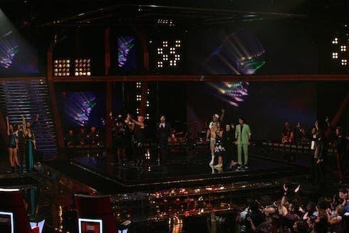 The Voice Live Show