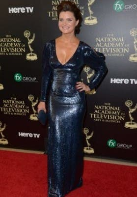Daytime Emmy Awards 2014, Heather Tom