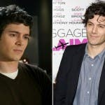The OC - Adam Brody (Seth Cohen) ieri e oggi
