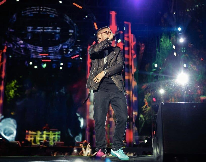 Rocco Hunt - MTV Awards 2014