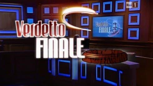 Verdetto Finale