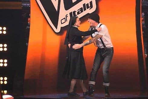 Suor Cristina vincerà The Voice 2014?