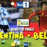 Argentina-Belgio