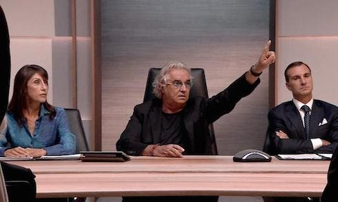 Flavio Briatore - The Apprentice 3 cancellato