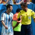 Messi e Rizzoli