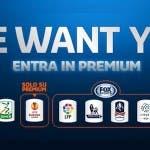 Premium Calcio, Fox Sports e Eurosport